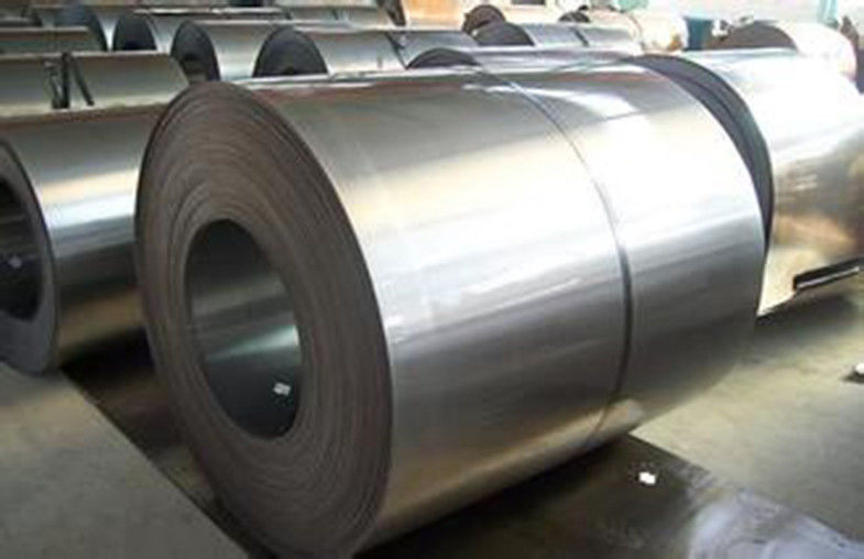 Thermal Insulation Low Carbon CRC Cold Rolled Steel Coil Sheet For Appliances